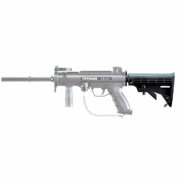 gta tippmann a5 paintball collapsible stock ebay