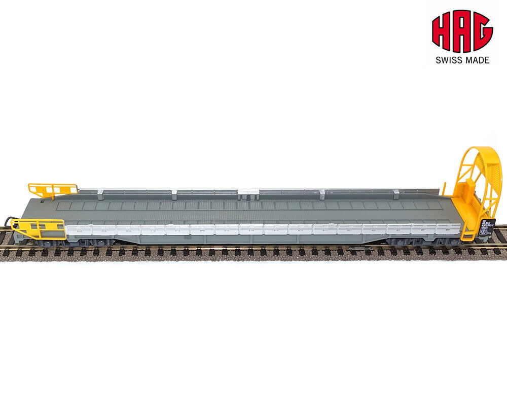 Hag 67007 BLS AUFFAHRWAGEN Tunnel (DC) + + NEW in OVP