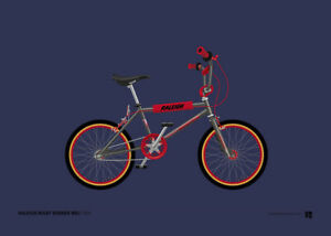 Raleigh-Night-Burner-MK2-1984-Old-School-BMX-A4-Print-Retro-gift