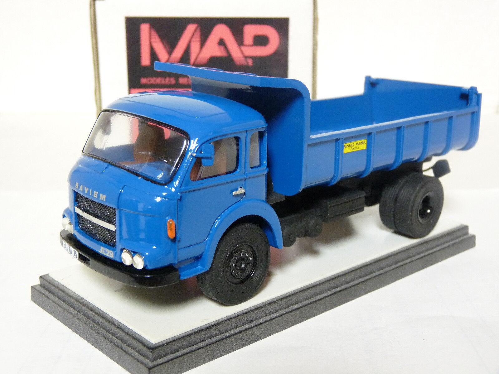 al precio mas bajo Mapa 1 43 Saviem JL29 camión modelo de resina resina resina hecho a mano  la mejor selección de