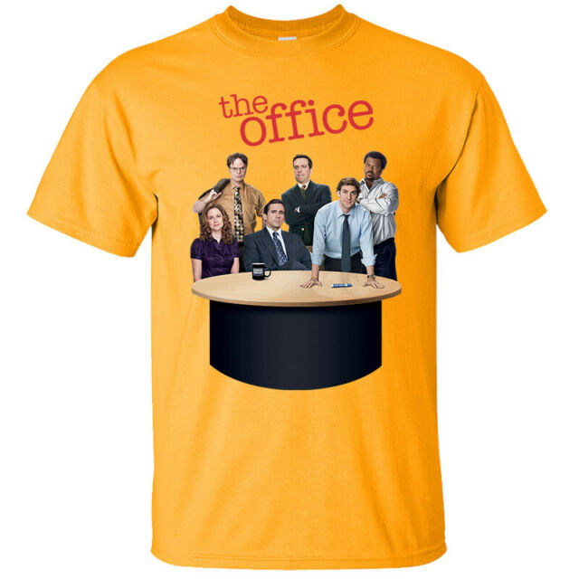 The Office Stitious Women/'s Black T-shirt NEW Sizes S-2XL
