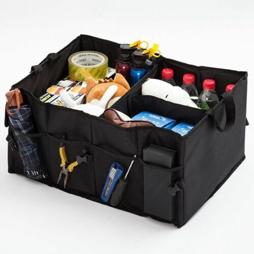 Car Storage Box Trunk Container Vehicle Toolbox Organizer Styling Auto Accessory