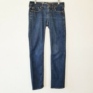 100% genuine excellent quality wholesale price Madewell Rail Straight Jeans Medium Wash Size 25 | eBay