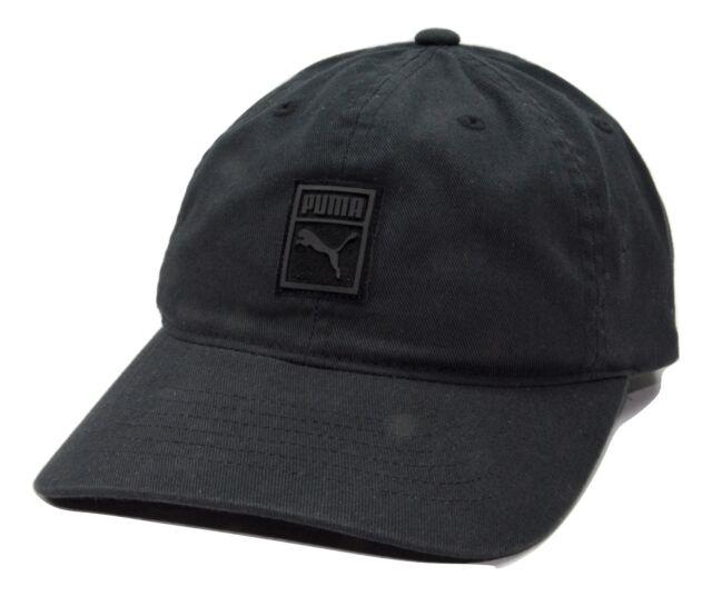 26acfb7b9f5c9 PUMA Papa Suede Adjustable Fashion Cap Hat 892442 One Size