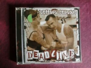 DEADLINE-GETTING-SERIOUS-2005-CD