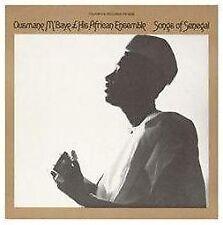 OUSMANE M'BAYE - SONGS OF SENEGAL NEW CD