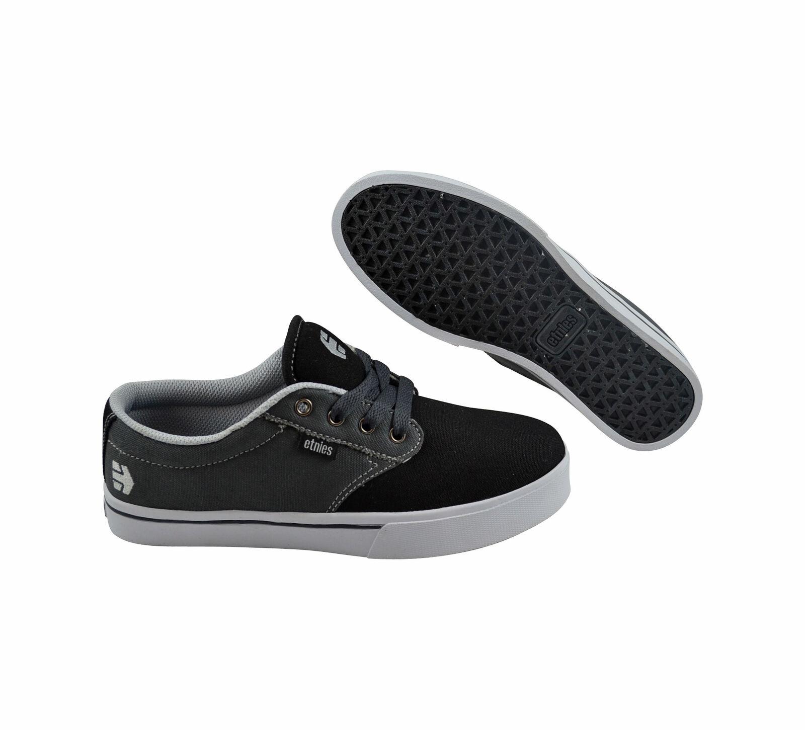 Etnies Jameson 2 Eco black/dark grey/grey Skater Sneaker/Schuhe schwarz