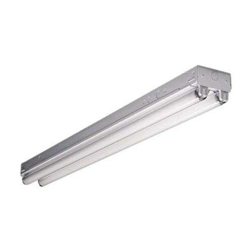 Cooper Lighting SSF-232-UNV-EB81-U Metalux® 2-Light Strip Mount SSF Fluorescent