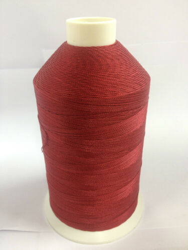 BONDED NYLON 20s Thread Tkt Metric 20s 1500m Nybond Heavy Thick Thread UK MADE