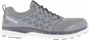 Reebok RB4042 Alloy Safety Toe Non-Slip Athletic Running Work Shoes ... 118cf33a0