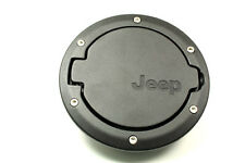 JEEP Wrangler NERO Carburante Flap Cover - (4262)