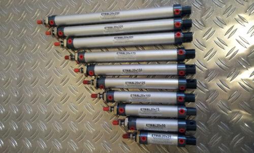 Fois 32x275 pneumatique vérins pneumatiques cylindre aircylinder etmal 32x275
