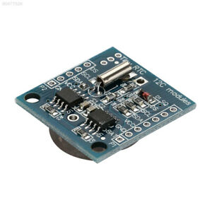 dfda dc5v ar i2c tiny rtc ds1307 real time clock chip module boardimage is loading dfda dc5v ar i2c tiny rtc ds1307 real