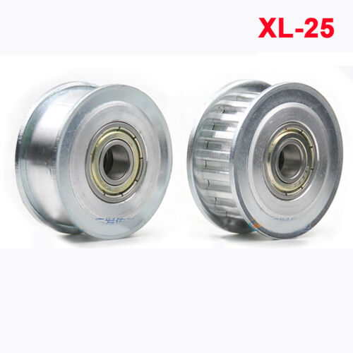 "Timing Belt Pulley Idler Pulley XL20T Pitch 1//5/"" Bore 12//15mm For 10mm Belt"
