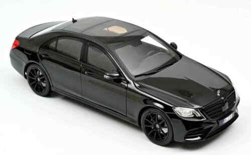 OVP Norev 183477 Mercedes Benz S-Klasse AMG-Line 2018 schwarz 1:18 Neu