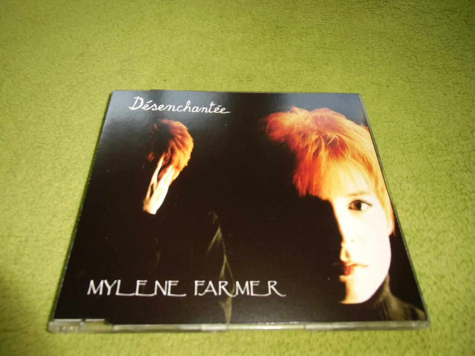 Mylene Farmer DESENCHANTEE maxi cd 20 online kaufen   eBay
