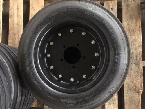 #MO210-521 5 Hole Aircraft Tire w//Rim 24 x 8 x 14 /& 25.5 x 8 x 14