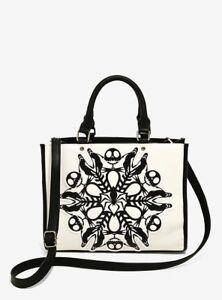 Nightmare Before Christmas Purses Handbags.Details About Loungefly Nightmare Before Christmas Jack Snowflake Bag Purse Handbag
