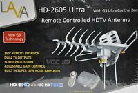 Lava Hdtv Antenna Outdoor Hd-2605 Ultra G3 Technology