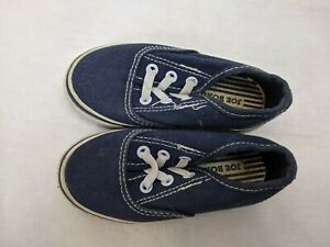 6 Pair Kids Toddler Joe Boxer Socks Size 11-1 Blue//White