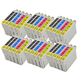 30-XL-DRUCKERPATRONEN-fuer-EPSON-SX100-SX105-SX110-SX115-SX218-SX205-SX210-SX215