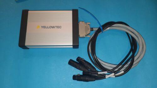 Yellowtec puc2USB soundcardAES/EBU + XLR line in/outPlug and Play Win + Mac |