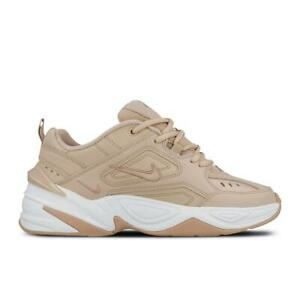 Details about Womens NIKE M2K TEKNO Beige Trainers AO3108 202