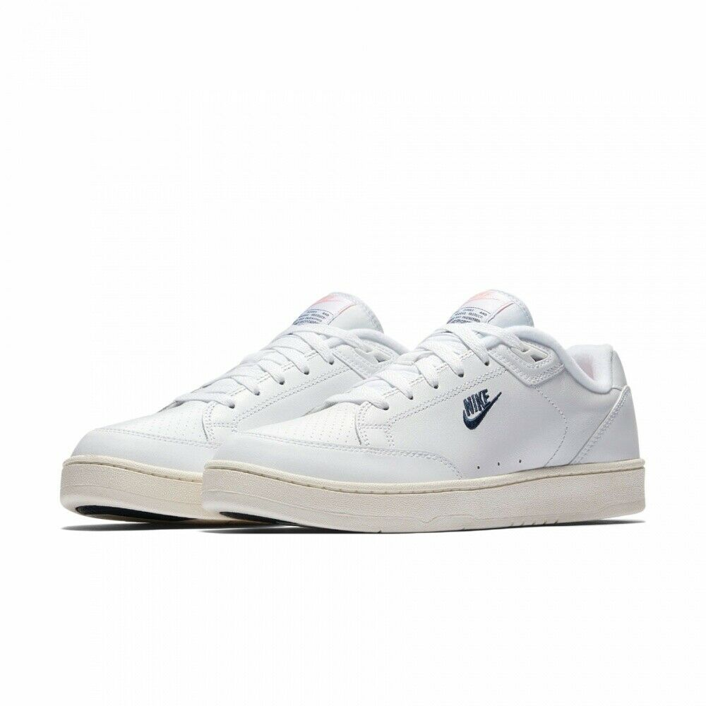 Nike shoes men Grandstand II Bianco AA2190-100 Nuovo Tgl 44