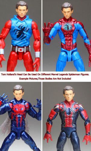 """Marvel Legends Spiderman Far From Home Tom Holland 6/"""" Action Figure Toy Gift"""