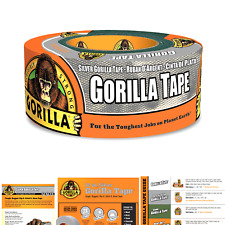 Gorilla Silver Duct Tape 188 X 12 Yd Silver Pack Of 1 1 Pack