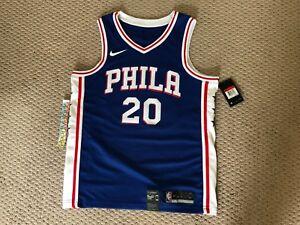 05115607fc8c Image is loading Nike-Markelle-Fultz-20-Philadelphia-76ers-Sixers-Swingman-