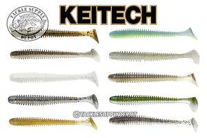 KEITECH-2-in-Swing-Impact-Swimbait-Paddle-Tail-12pk-Finesse-Drop-Shot-JDM-Pick