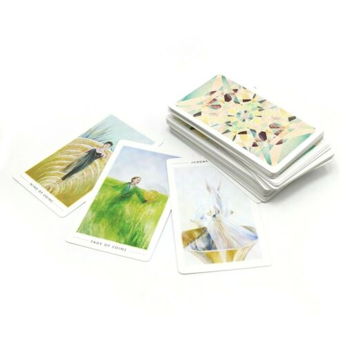 Full English 78 Tarot Cards Deck Mind Board Game for Family Party Fun