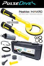 Nokta Makro Pulse Dive Metal Detector Yellow Pulsedive New In Package