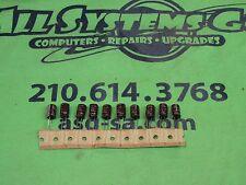 KZG 6.3V 820uf 105C Capacitors 8 x 12 - QUANTITY 10