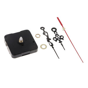 2pcs-Quartz-Wall-Clock-Mechanism-Movement-DIY-Replacement-Part-Repair-Kit