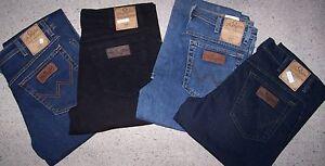 Nero Blu Texas Jeans W31 Wrangler l34 Stretch Mid stonewash 4 Stone Nero z0qSwE5x