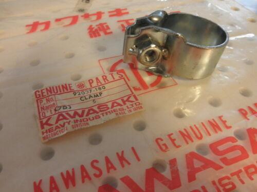NEW GENUINE KAWASAKI KZ1000 KZ400 KZ440 EXHAUST PIPE CLAMP 92037-180