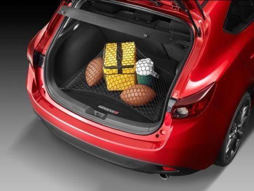 Trunk Floor Style Cargo Net for Mazda3 Mazda 3 5 door 2014-2018 Brand New