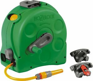 Hozelock-Compact-Enclosed-2-in-1-Garden-Hose-Reel-25-Metres