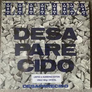 Litfiba – Desaparecido Lp Vinile Vinyl Nuovo Limited Colorato