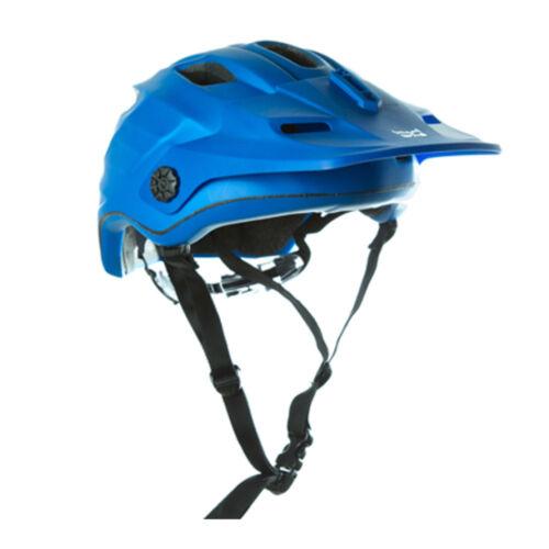 Kali Maya Bleu Orange Noir Casque de vélo vélo de montagne Vélo Enduro S M L XL