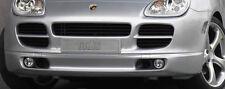 Techart Front Spoiler Lip For Porsche Cayenne S First Generation 955 2002 2006 Fits Cayenne