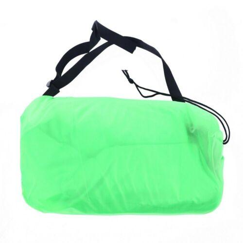 Outdoor camping sofa Fast Inflatable Lazy bag Sleeping Air Bag Camping Portable