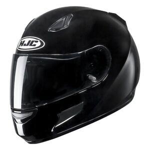 HJC-Helm-CL-SP-Solid-schwarz-Gr-XXXL-65-66-extra-grosser-Motorradhelm-3XL