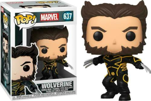 X-Men 20TH Wolverine #637 FUNKO Pop! MARVEL COMICS NEUF