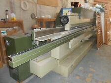 Scmi B5l Edgebander Working Low Hour 27491 Surplus Machine