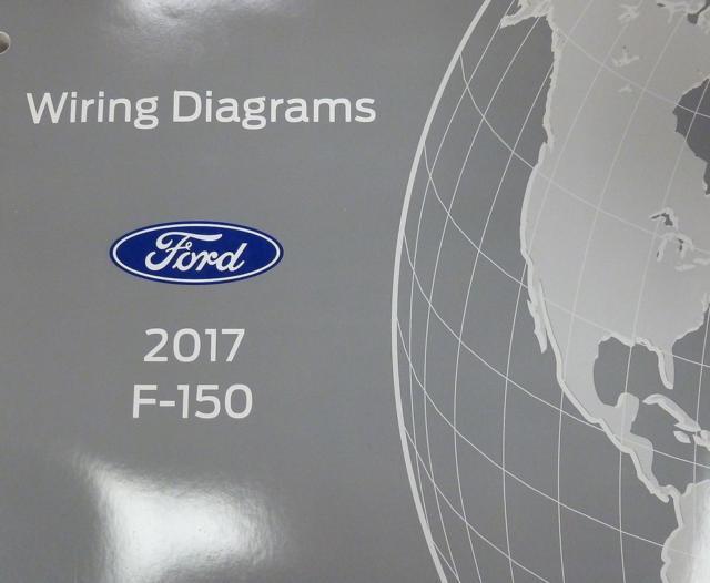 2017 Ford F150 F