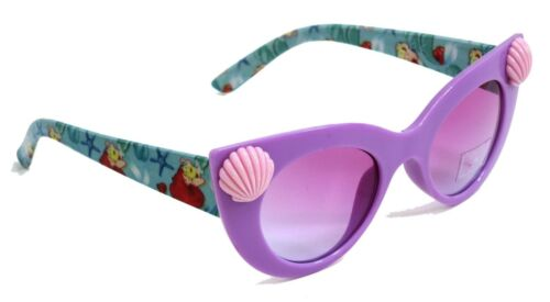 DISNEY LITTLE MERMAID BABY// TODDLER GIRLS SUNGLASSES 100/% UV PROTECTION