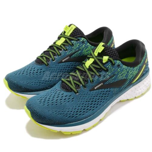 da Brooks blu ginnastica in Ghost scarpe uomo 1d sneakers 110288 11 esecuzione bianco nero r1rqgzw